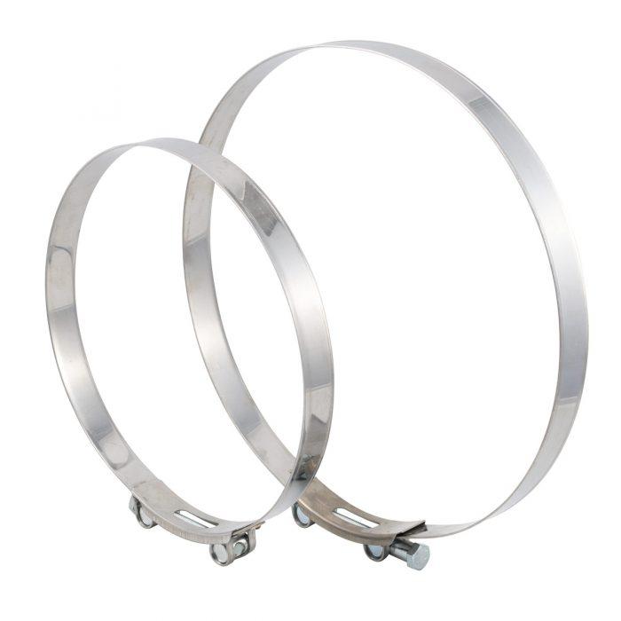 bolt clamps large diameter